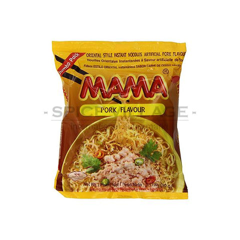 Mama Pork Instant Noodles Jumbo 90gm