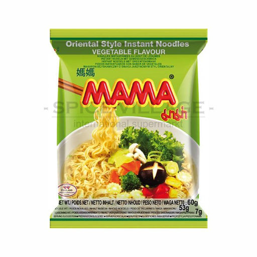 Mama Vegetable Instant Noodles 60gm Mama