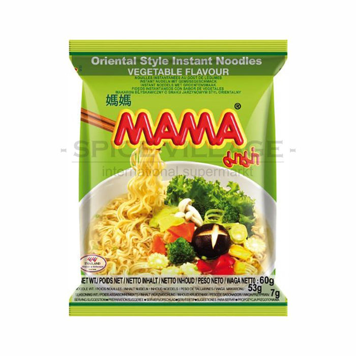 Mama Vegetable Instant Noodles 60gm