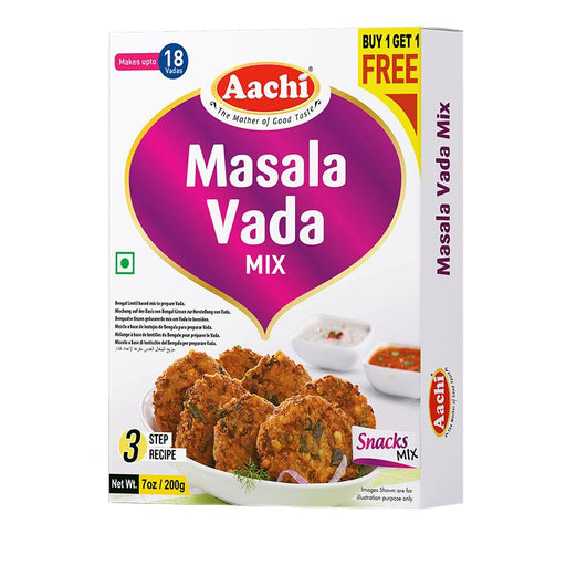 Aachi Masala Vada Mix (B1G1 Offer) 200gm