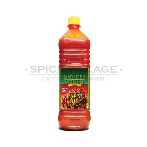 Mother Africa Palm Oil (Pure Red) 1L