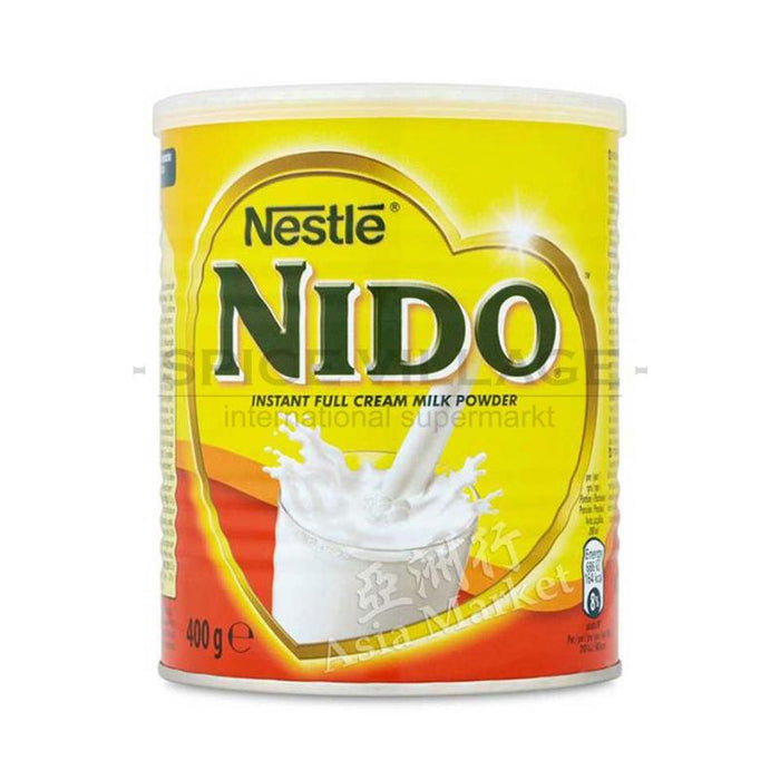 Nido Full Cream Milk Powder 400gm