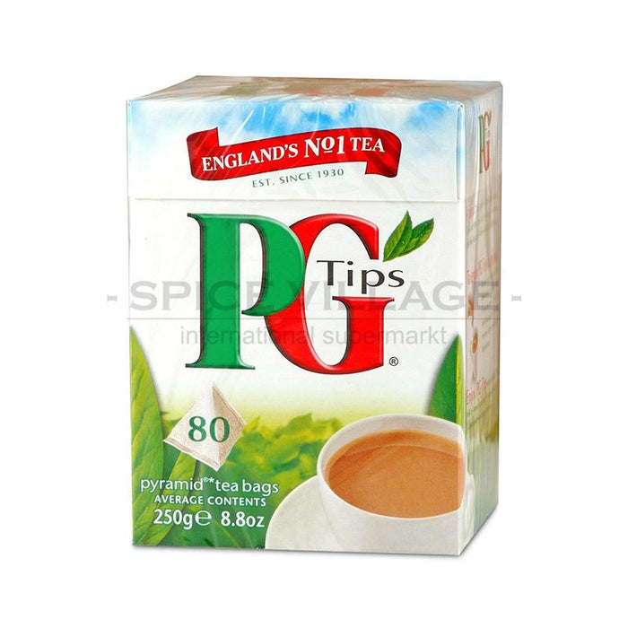 PG Tips Tea Bags (80) 232gm