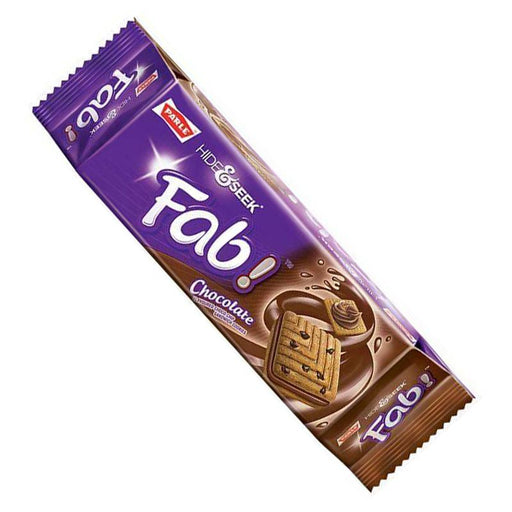 Parle Hide and Seek Fab Chocolate 112gm Parle