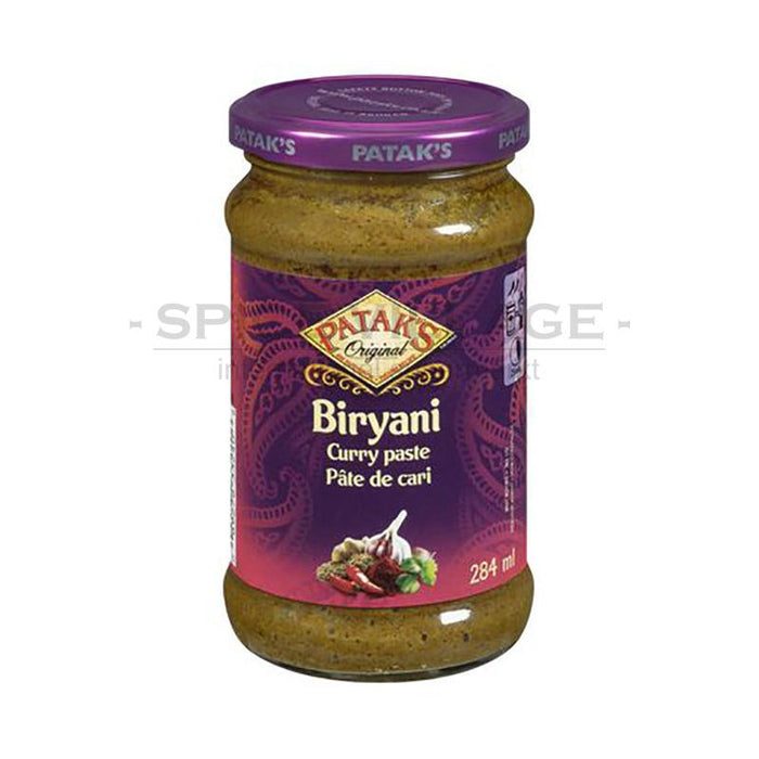 Patak's Biryani Paste 283gm