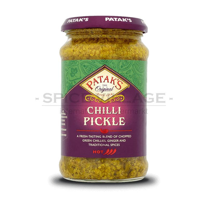 Patak's Chilli Pickle 312gm