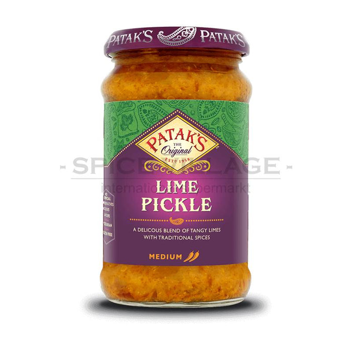 Patak's Hot Lime Pickle 312gm