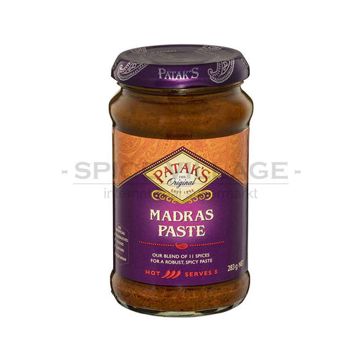 Patak's Madras Paste 283gm Patak's
