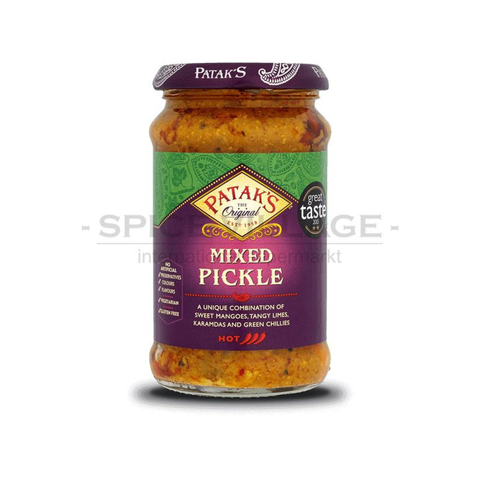 Patak's Mixed Pickle 312gm