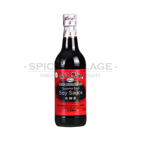 Pearl River Bridge Dark Soy Sauce 500 mL