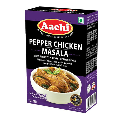 Aachi Pepper Chicken Masala 200gm