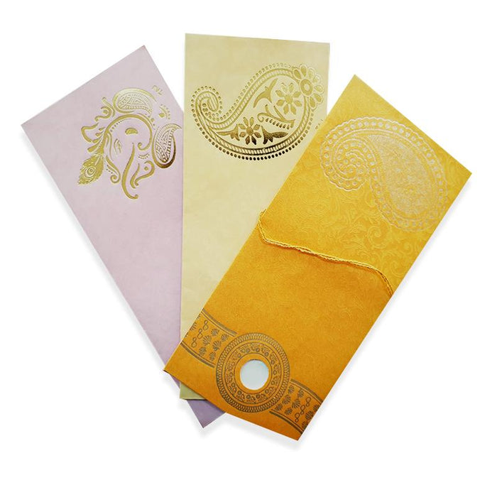 Pooja (Puja) Envelopes