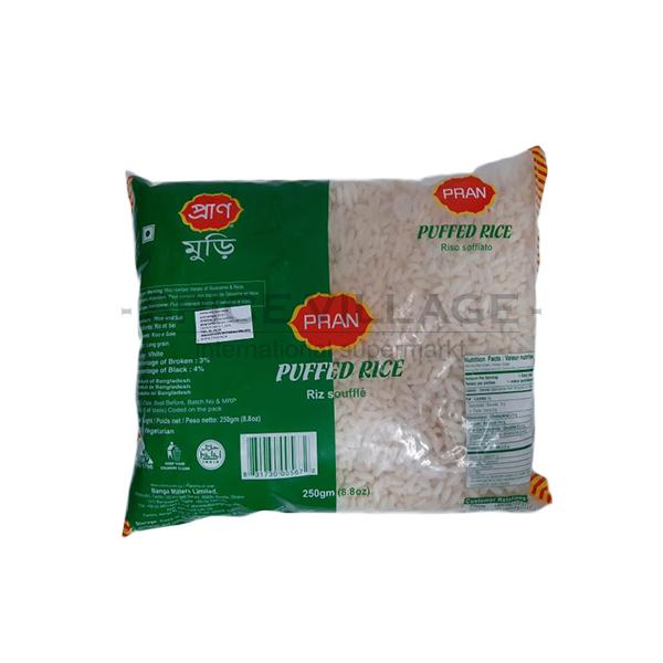 Pran Puffed Rice (Mamra) 250gm