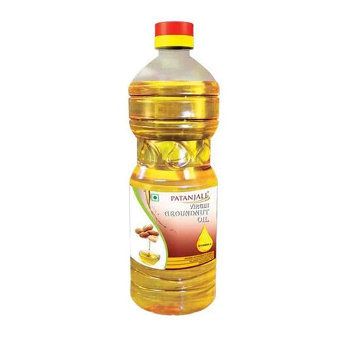 Patanjali Virgin Groundnut Oil 1lit