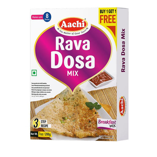 Aachi Rava Dosa Mix (B1G1 Offer) 200gm
