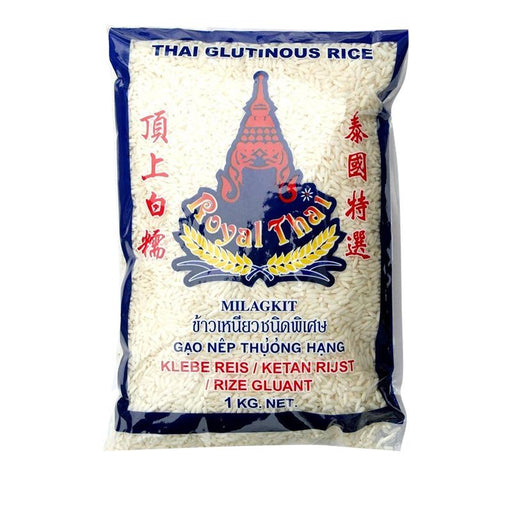 Royal Thai Sticky Rice / Glutinous Rice (Klebereis) 1kg