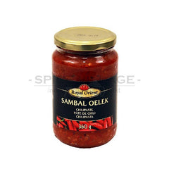 Royal Orient Sambal Oelek (Chilli Paste) 360g