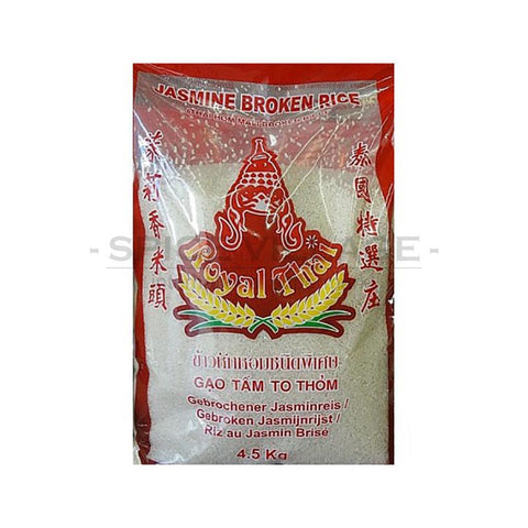 Royal Thai Jasmine Broken Rice 4.5kg