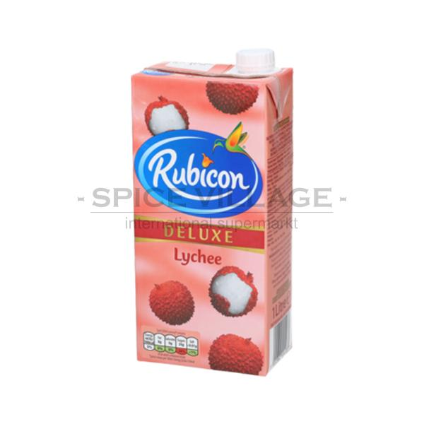 Rubicon - Lychee Deluxe 1L