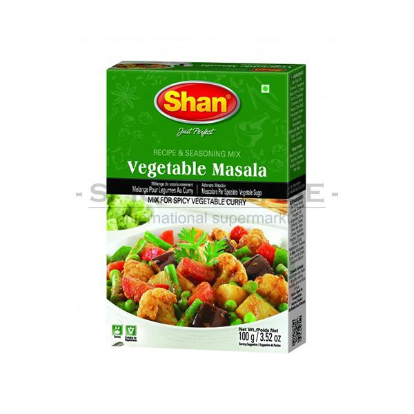 Shan Vegetable Masala 50gm