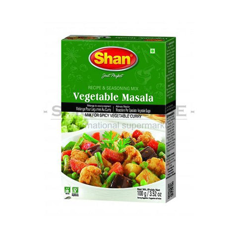 Shan Vegetable Masala
