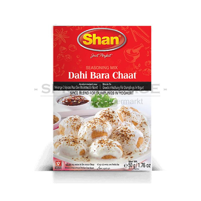 Shan Dahi Bara Chat 50gm