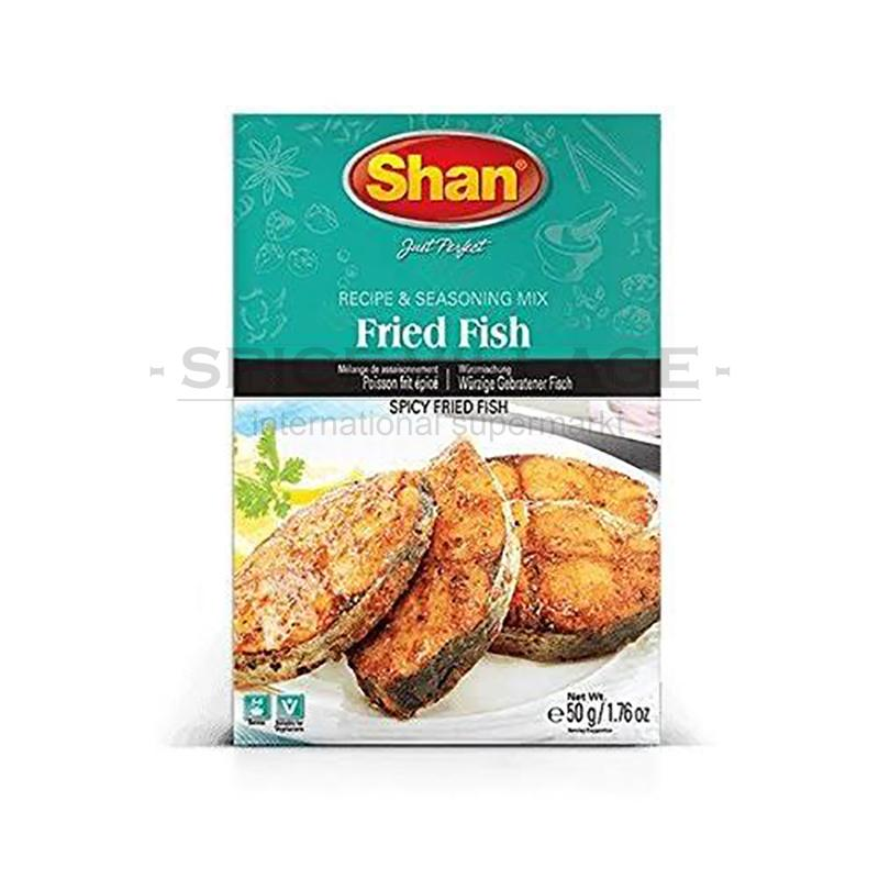 Shan Fried Fish