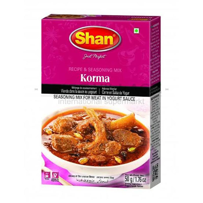 Shan Korma Curry 50gm