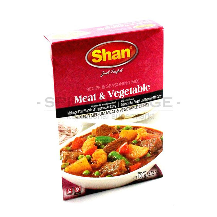 Shan Meat and Vegetable 50gm