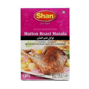 Shan Mutton Roast Masala 50gm