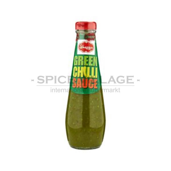 Shezan Green Chilli Sauce 300gm spicevillage.eu