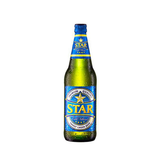 Star the Ultimate Nigerian Beer 60cl