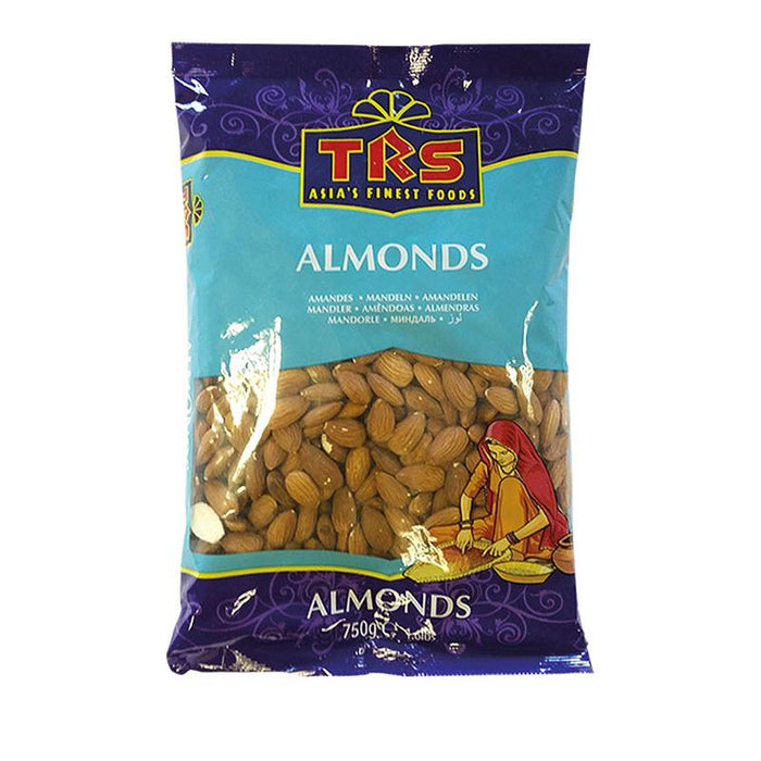 TRS Almonds 750gm TRS