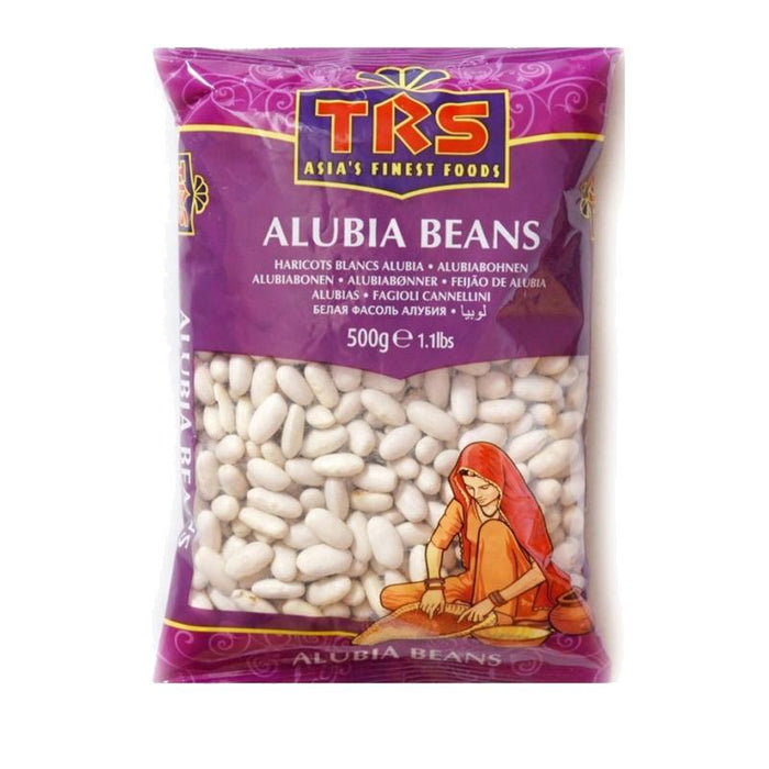 TRS Alubia Beans 500gm