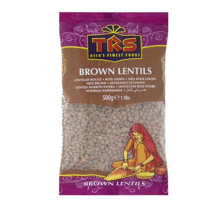 TRS Brown Lentils Dal 500gm TRS