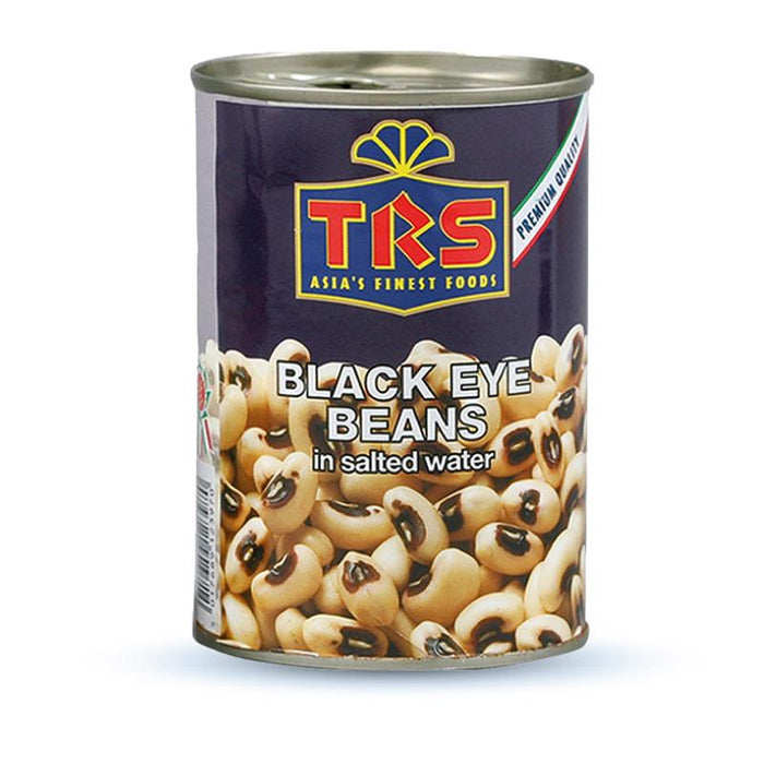 TRS Canned Black Eye Beans 400gm TRS