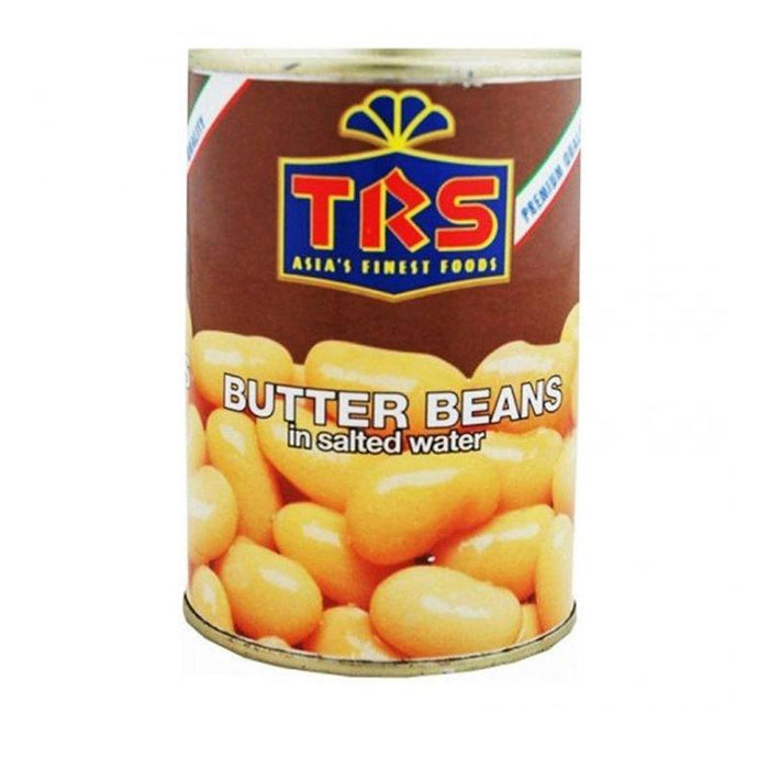 TRS Canned Boiled Butter Beans 400gm