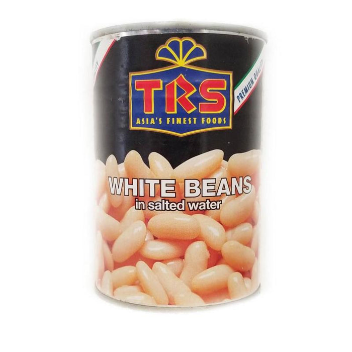 TRS Canned Boiled White Beans 400gm