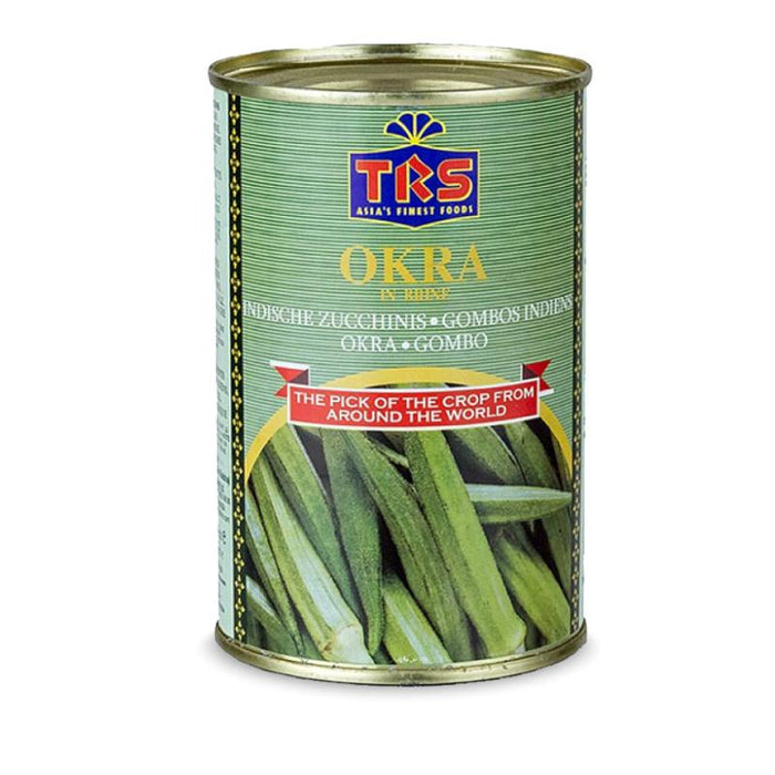 TRS Canned Okra 400gm