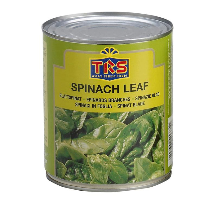 TRS Canned Spinach Leaf 1000ml TRS