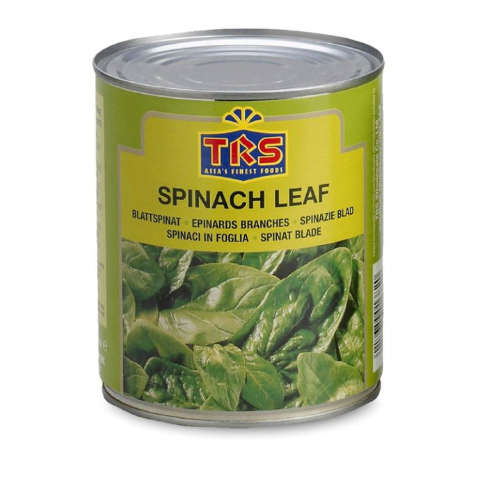TRS Canned Spinach Pure 500ml TRS
