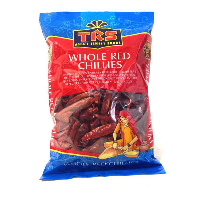 TRS Chilli Whole Red (Long) 150gm