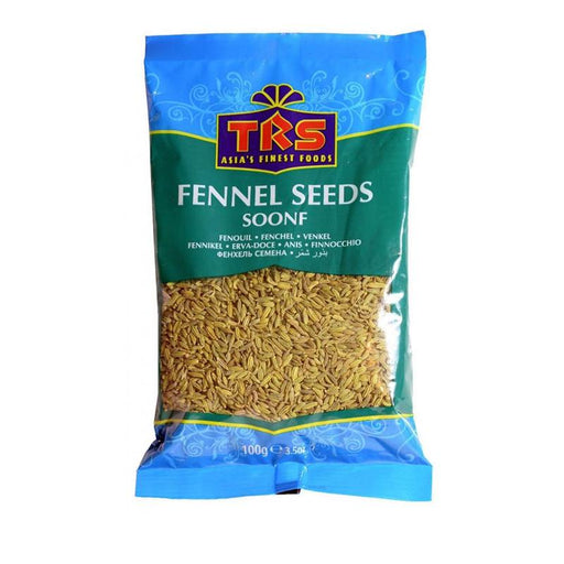 TRS Fennel Seeds (Soonf) 100gm TRS