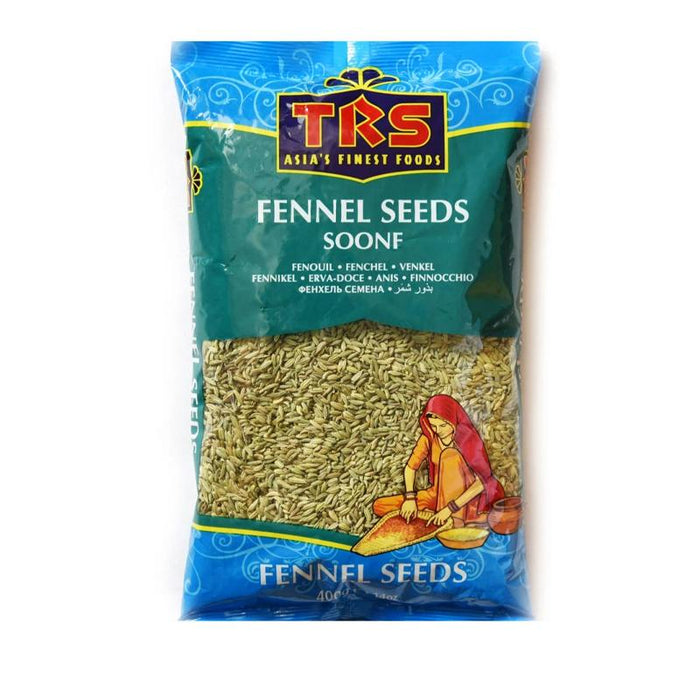 TRS Fennel Seeds (Soonf) 400gm