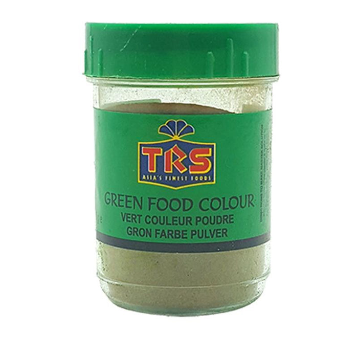 TRS Food Colour Green 25gm