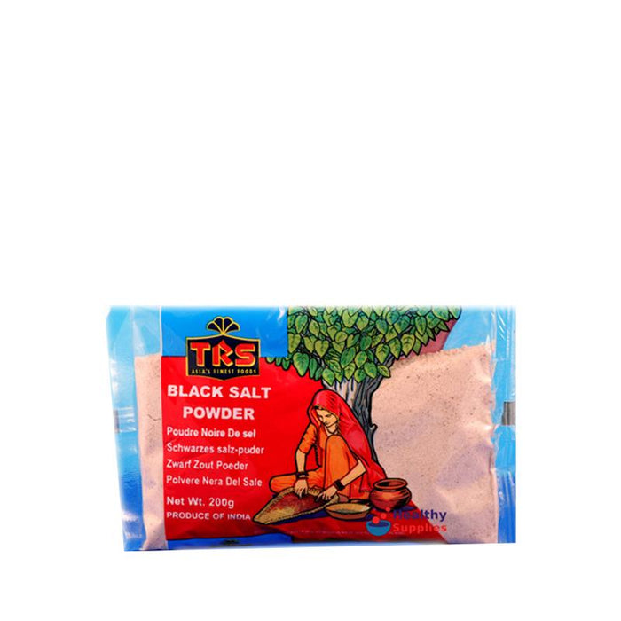 TRS Kala Namak (Black Salt) 200gm TRS
