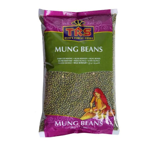 TRS Moong (Mung) Whole 2kg TRS