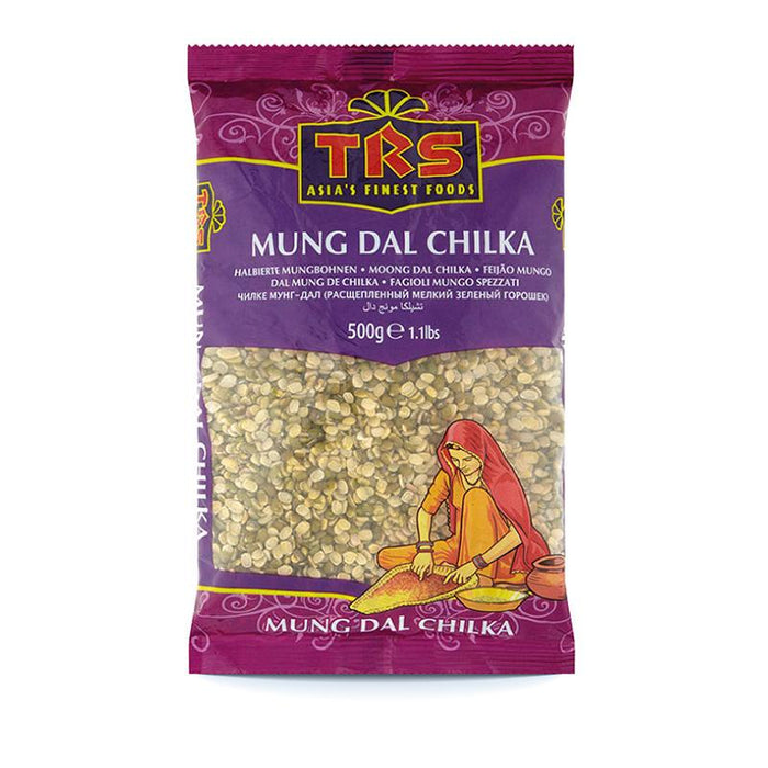 TRS Moong dal Chilka 500gm