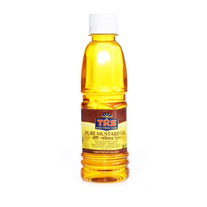 TRS Mustard Oil (External Use) 250ml