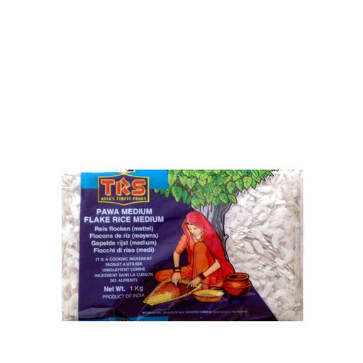 TRS Rice Flakes (Poha) Medium 1kg TRS